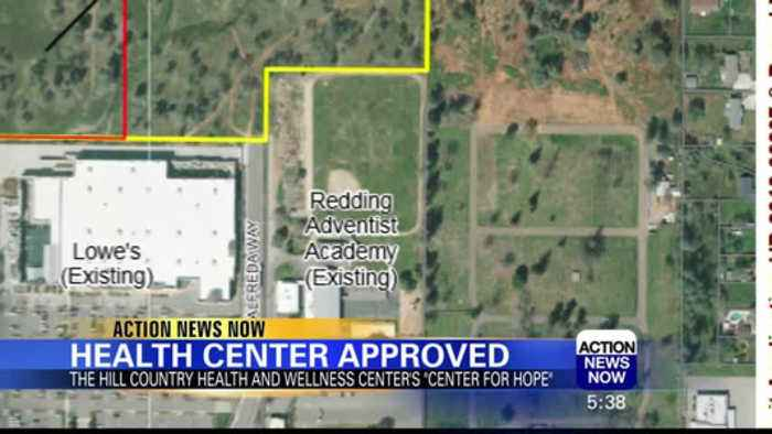 Controversial Mental Health Facility Approved in Redding