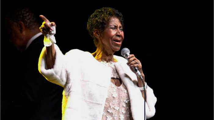 Aretha Franklin Biopic In The Works