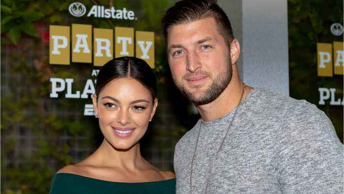 Tim Tebow Announces Engagement