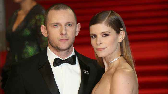 Kate Mara And Jamie Bell Expecting First Child Together