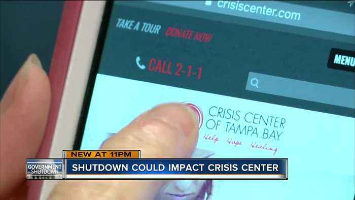 Government shutdown could impact local services that treat victims of sexual assault/rape