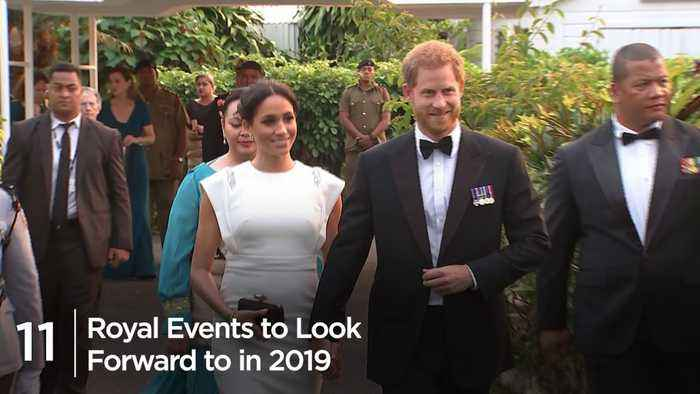 11 Royal Events to Look Forward to in 2019