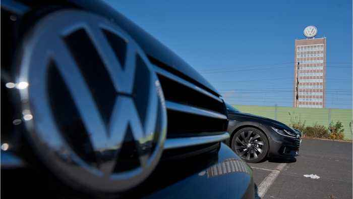 Volkswagen Challenges Tesla With EV Charging, Electricity Unit