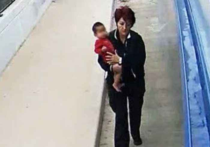 Milwaukee Bus Driver Rescues Lost Baby from Freeway Overpass
