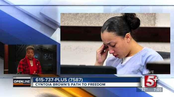 Cyntoia Brown's Path to Freedom p1