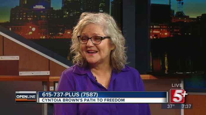 Cyntoia Brown's Path to Freedom p3