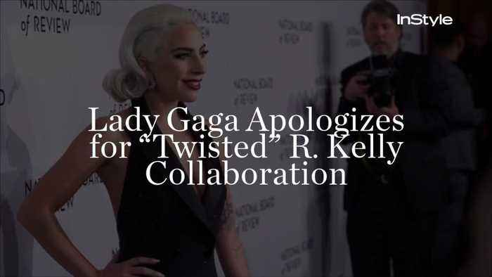 Lady Gaga Apologizes for 'Twisted' R. Kelly Collaboration