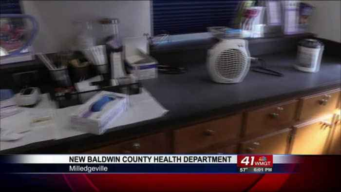 New Baldwin Co. Health Center will bring more space for patients