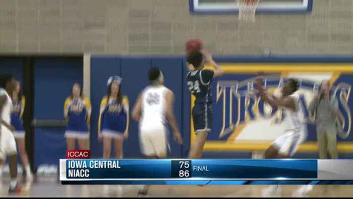 NIACC sweeps Iowa Central in hoops action
