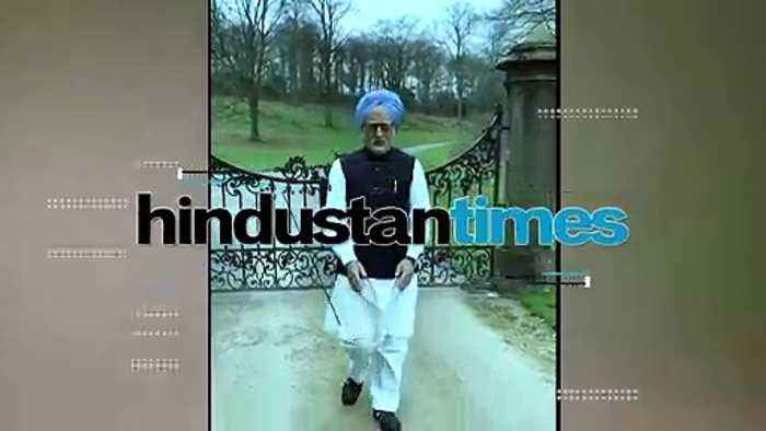 Anupam Kher becomes Manmohan Singh to promote 'The Accidental Prime Minister'