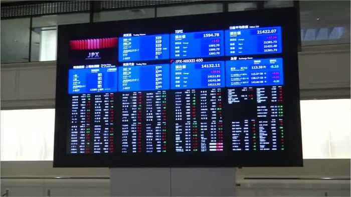 Asian Stocks Reach Best In Over A Month