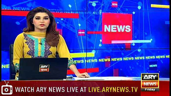 NEWS@9 |  ARYNews | 11 January 2019