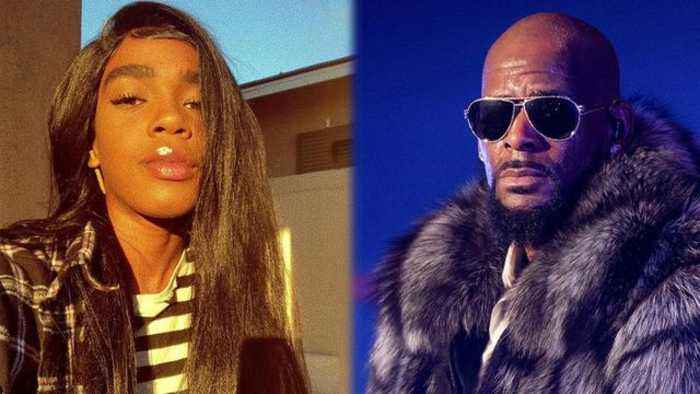 R.Kelly's Daughter Breaks Silence On 'Monster' Father
