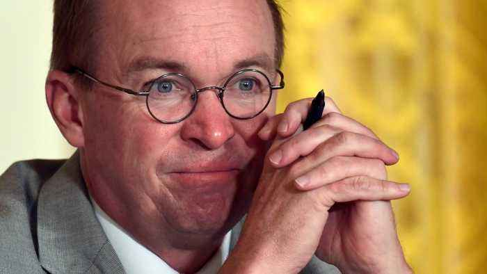 What's In A Name? 'Acting' Chief Of Staff Mulvaney Quickly Puts Stamp On West Wing