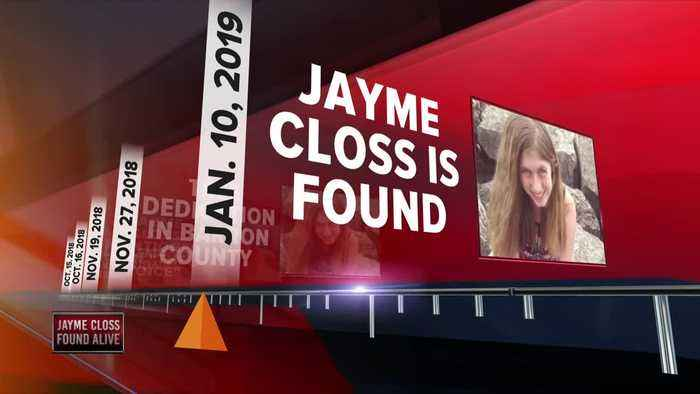 Jayme Closs: Timeline of events