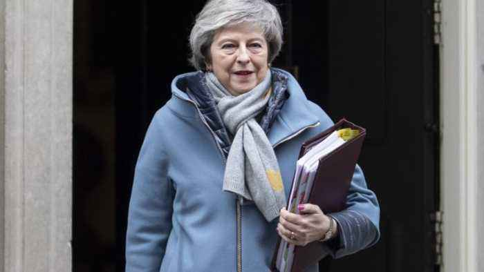 Brexit Deal Heads to Parliament After May's EU Diplomacy