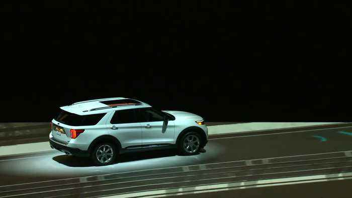 All New Ford Explorer Reveal