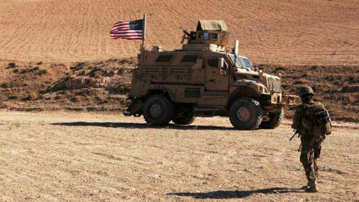 US Forces Begin Withdrawal Process From Syria