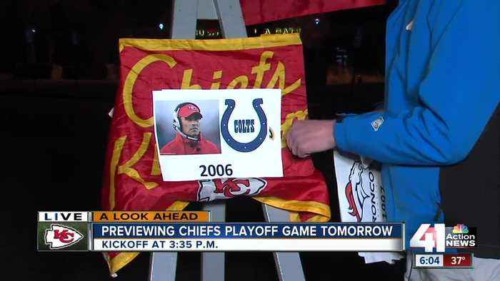 Chiefs vs. Colts: What you need to know before heading to Arrowhead Saturday
