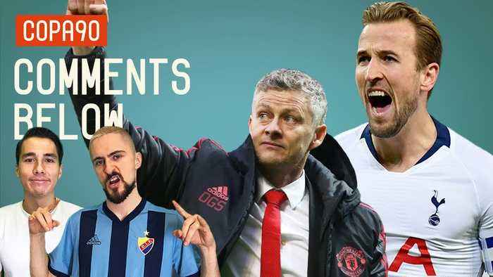 Will Man United Finish Top 4 If They Beat Tottenham Hotspur? | Comments Below