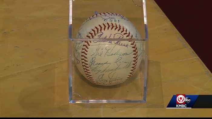 Baseball signed by 1952 Brooklyn Dodgers kept in sock drawer for years