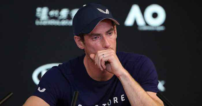 Andy Murray Announces in Teary Press Conference That He'll Retire This Year: 'The Pain Is Too Much'