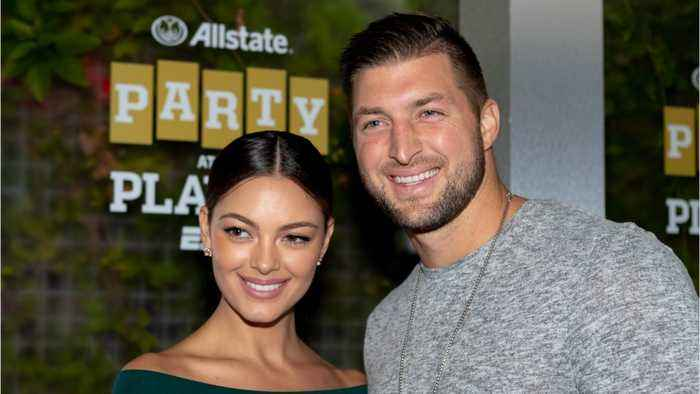 Tim Tebow Engaged To Miss Universe