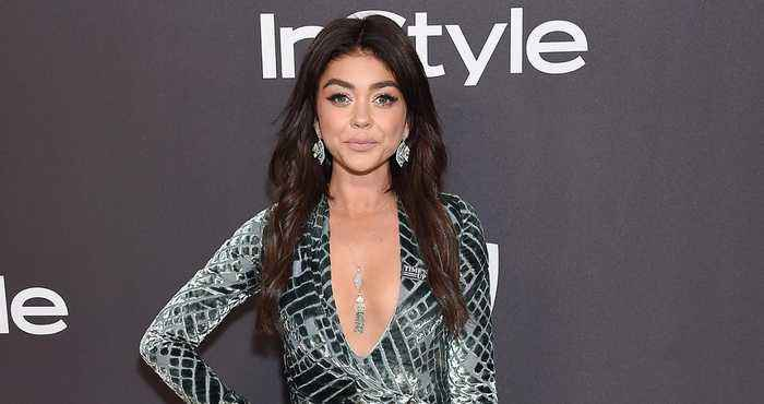 Sarah Hyland Says She Would 'Write' Mental Suicidal Letters to Loved Ones Amid Chronic Heath Battle