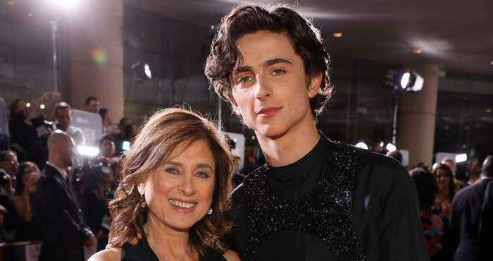 Timothée Chalamet Once Locked His Mom on a Balcony — Naked: I Have 'Things to Make Up for'