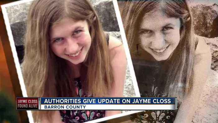 Barron County officials believe suspect planned Jayme Closs' abduction