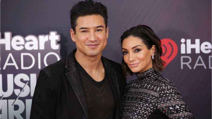 Mario Lopez & Wife Courtney Expecting Baby #3
