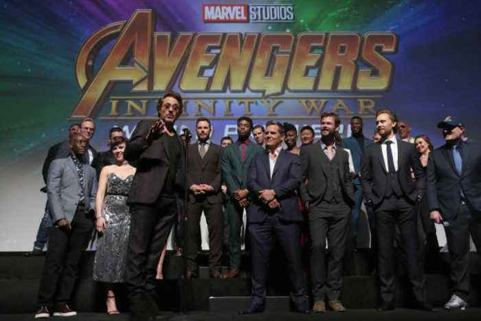 Avengers Could Reunite at the Oscars