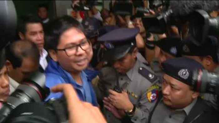 Court ruling means full sentences to be served by Reuters journalists in Myanmar
