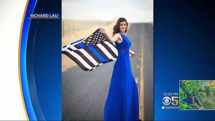 More Details Emerge In Deadly Shooting Of Davis Police Officer
