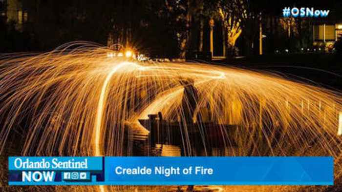 Crealde's Night of Fire