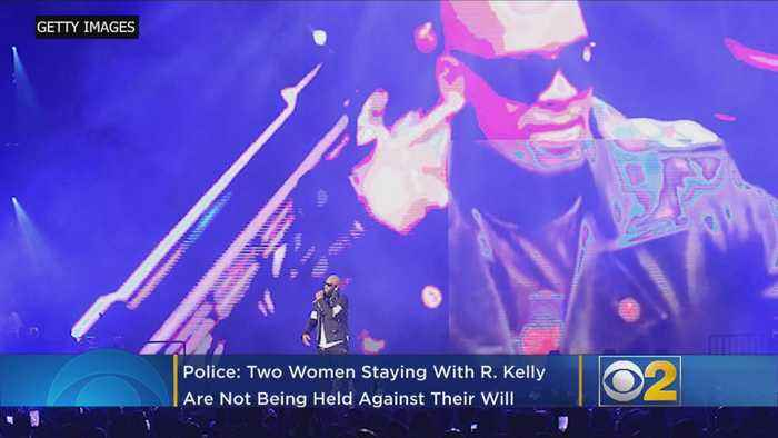 Two Women At R. Kelly's Trump Tower Residence Say They Are Not Being Held Hostage: Police