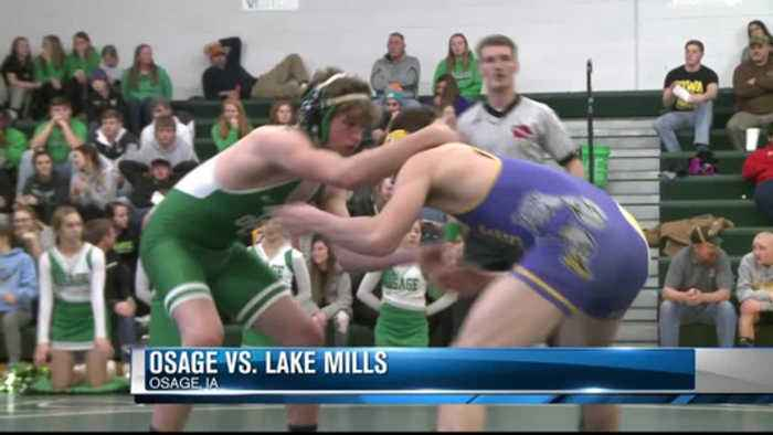 Wrestling, hockey and basketball highlights from Thursday