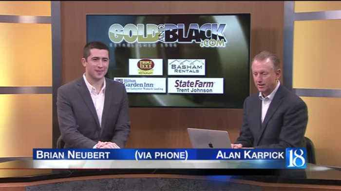 Gold and Black LIVE Jan 11 Segment 3: Alan Karpick, Andrew Pogar, and Brian Neubert