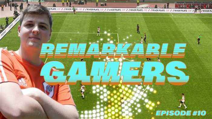Remarkable Gamers: The River Plate Player