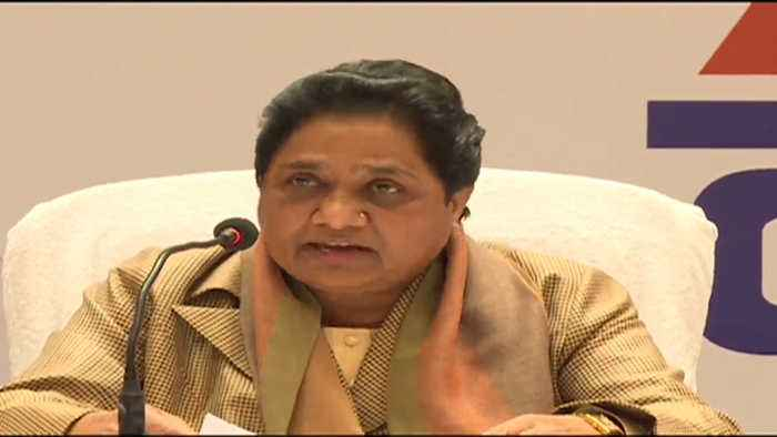 Public angry with Modi government's governance model: Mayawati