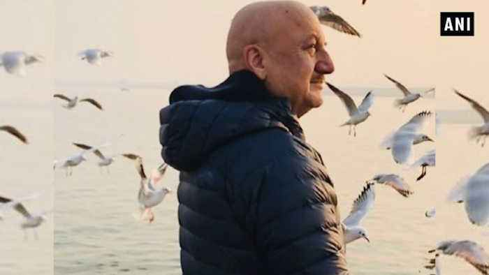 Anupam Kher responds to protests against 'The Accidental Prime Minister' in Kolkata