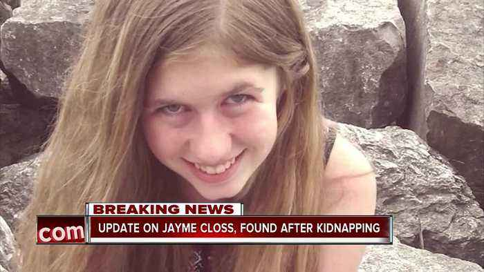Jayme Closs: Missing girl escaped, found 70 miles from her home where her parents were killed