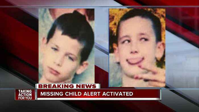 Missing Child Alert issued for Ohio kids who may be traveling to Valrico