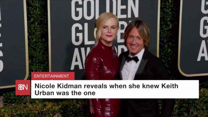 Nicole Kidman Reveals Personal Details Of Love With Keith Urban