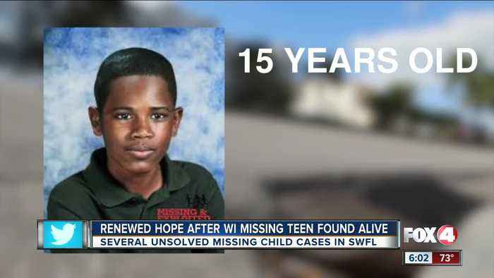 Missing children hits close to home in Southwest Florida