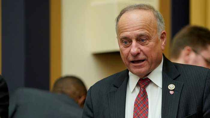 Representative Steve King's Comments May Get Him Censured