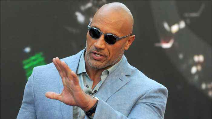 Dwayne Johnson Denies Interview Where He Says New Generation Easily Offended