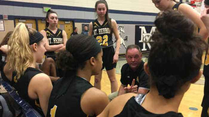 Mt. Hebron girls basketball beats Marriotts Ridge