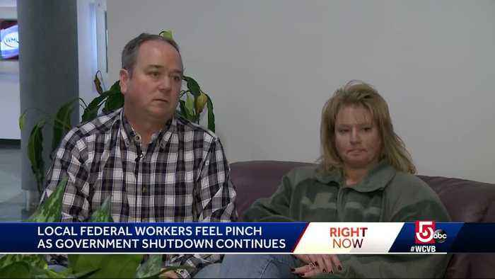 Local federal workers feel sting as shutdown continues