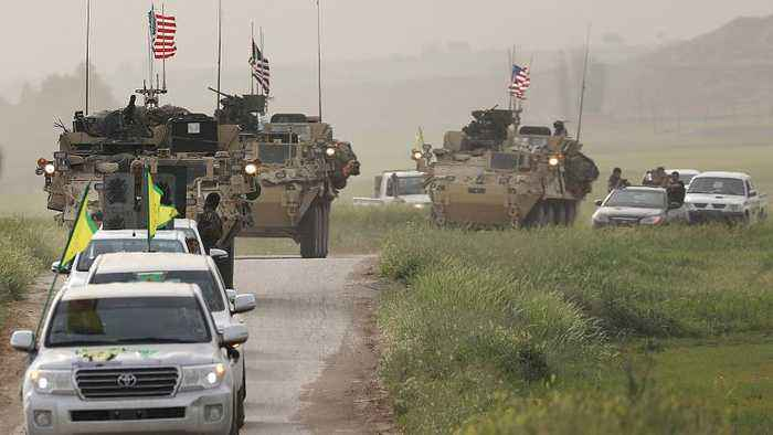Confusion over US troop withdrawal from Syria